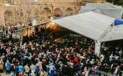 استقبال ۱۴۰ هزار نفری از دومین جشنواره ملی فرهنگ و سنن ایرانی