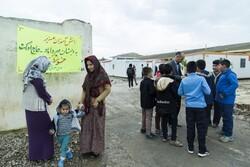 بازگشایی مدارس مناطق سیل زده گمیشان و آق قلا