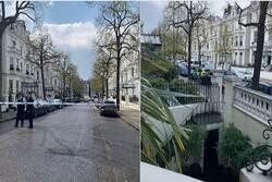 هجوم على سيارة السفير الأوكراني في لندن