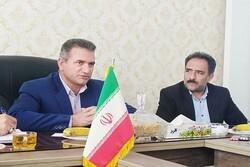 محور حسین آباد به طبس مسینا مسدود است