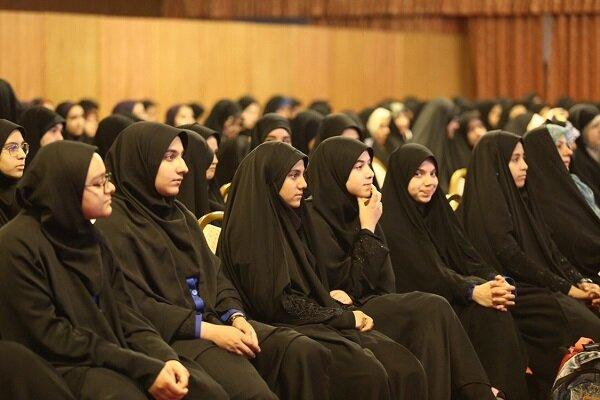 پایان رقابت  در بخش بانوان مسابقات بین المللی قرآن