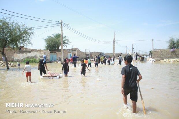 فقر آموزش برای مقابله با بحرانها در خوزستان به وضوح دیده میشود
