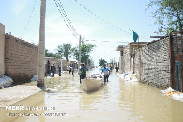 ۶۰۰ خانه بهداشت در سیل اخیر به طور کامل نابود شد,