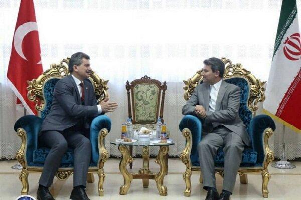 Konya-Khoy sisterhood can further deepen Iran-Turkey cultural ties: official