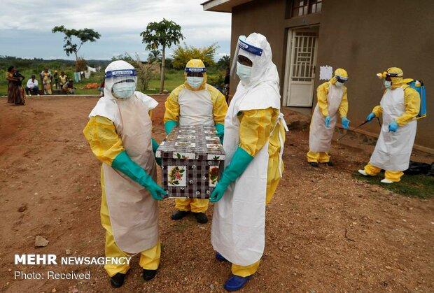 شیوع ابولا در کنگو