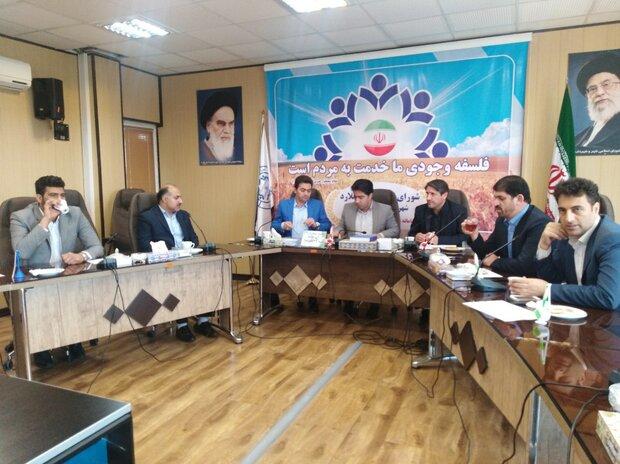 موافقت شورای شهر ملارد با استعفا شهردار/کاووسی سرپرست شد