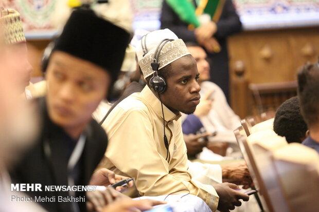 مسابقات بینالمللی قرآن با رقابت قاریان ۷۰ کشور جهان برگزار میشود