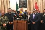 عراق کی اسلامی مزاحمتی تنظیموں کی سپاہ پاسداران انقلاب اسلامی کی بھر پور حمایت کا اعلان