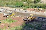 تصرف حریم رودخانهها باعث تخریبهای جبرانناپذیر می شود