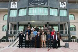 اعزام گروه جهادی شاعران و نویسندگان به مناطق سیلزده لرستان