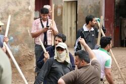 جوانان هیئتهای مذهبی امامشهر به کمک سیلزدگان لرستان میروند