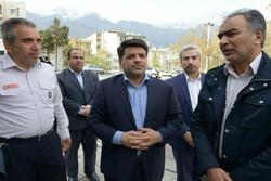 نقاط حادثه خیز و خطر ساز شمال تهران شناسایی و ایمن سازی می شود