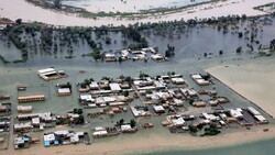 Recent flooding caused by climate change: IMO director