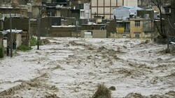 Flood blocks roads linking 73 villages in southeastern Iran