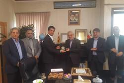 همکاری اتاق بازرگانی قزوین و سازمان صنایع کوچک توسعه مییابد