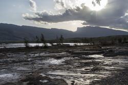 فیلمی از خسارات سیل در طبس