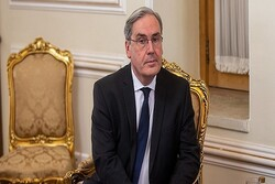 French envoy highlights Europe's resolve to save JCPOA
