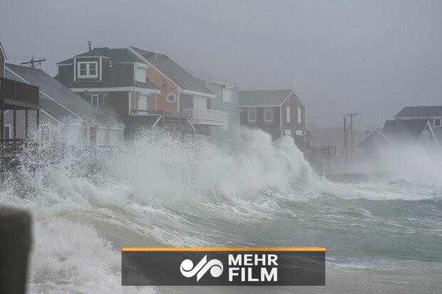 VIDEO: Fierce storms leave two kids dead in US