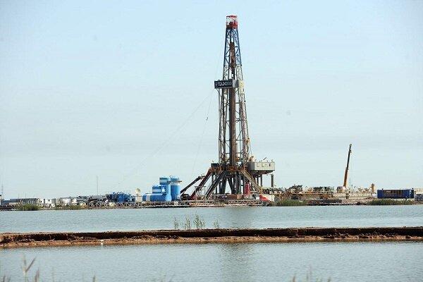 تکمیل حفاری ۲۳ حلقه چاه میدان نفتی آزادگان جنوبی در نیمه نخست ۹۸