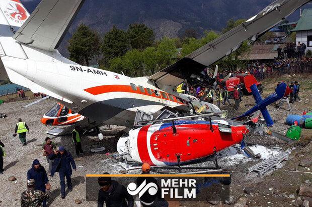 VIDEO: Nepal plane crash kills 3, inures 4