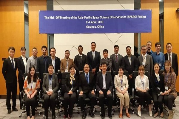 Iran participate in Asia-Pacific Space Observatories project