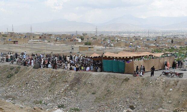 کوئٹہ میں شیعہ مسلمانوں کے قتل عام کے خلاف تیسرے روز بھی دھرنا جاری