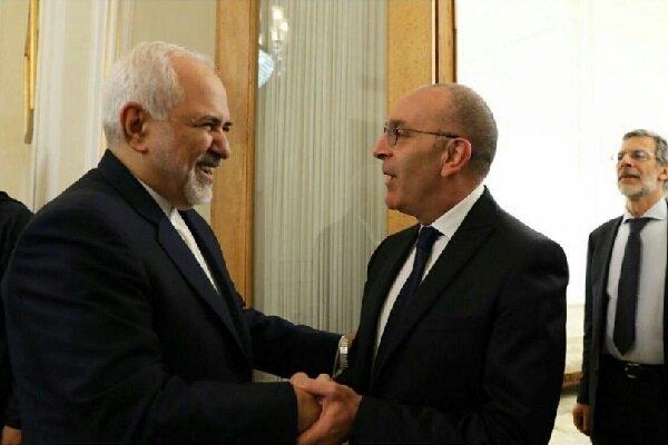 Iran has announced establishment of STFI to Europe: Zarif