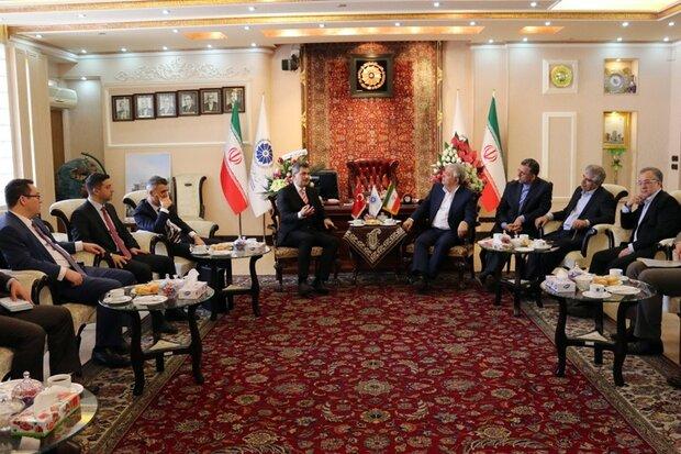 US' embargo on Iran indirect sanctioning of neighbor countries: Turkish envoy