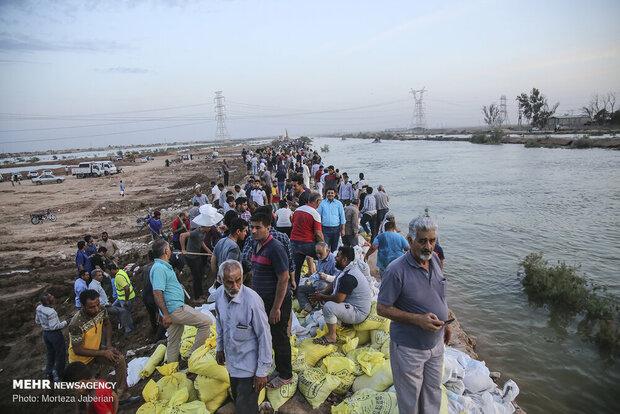 قطع شبکه آب در ۳۷ روستای بخش شعیبیه/امکان وصل آب نیست