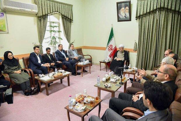 دستگاه قضایی مقصران سیل شیراز را مشخص می کند/ توجه به اخلاق سیاسی