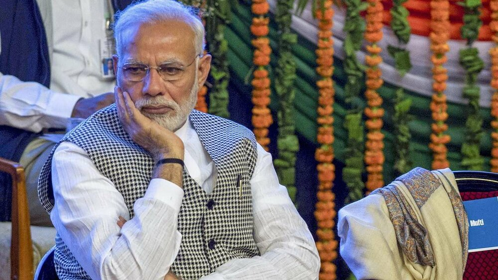 Odds stacked against Modi in India elections