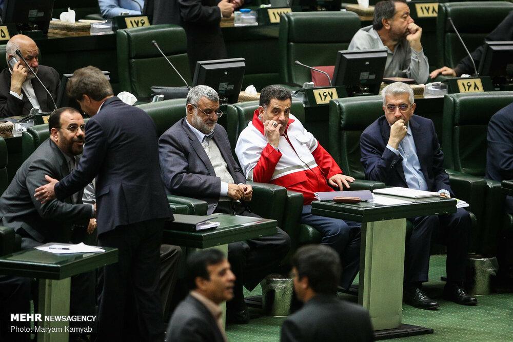 بررسی وضعیت استان های سیل زده در جلسه علنی مجلس شورای اسلامی