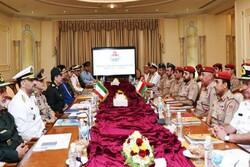 ايران وعمان تبحثان التعاون في اطار اللجنة العسكرية المشتركة