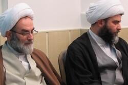 رئیس سازمان تبلیغات اسلامی با نماینده ولی فقیه در گیلان دیدار کرد