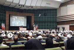 مراسم تودیع و معارفه مدیرکل جدید تبلیغات اسلامی گیلان برگزار شد
