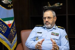 Iranian powerful Air Force ready to deter threats: cmdr.