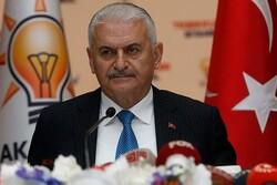 ایلدریم خواستار برگزاری انتخابات مجدد شهرداریها در استانبول شد