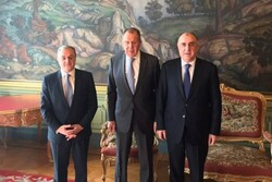 Azerbaijani, Armenian FMs meet in Moscow on Russia's initiative