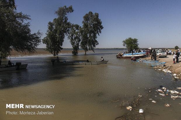 Flood incurs irreparable damages to villages in Susangerd