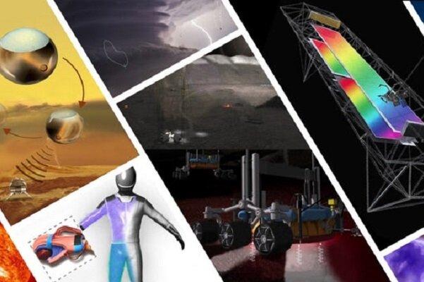 پشتیبانی ناسا از ۱۸ طرح تحقیقاتی فضایی جدید