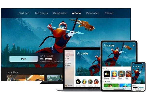 سرمایه گذاری نیم میلیارد دلاری اپل برای تولید بازیهای ویدئویی,