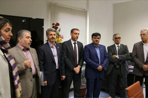 اتاق علمی مشترک دانشگاه علوم پزشکی ایران و ایتالیا راه اندازی شد