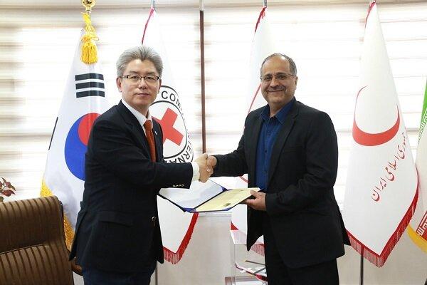 S Korea offers cash aid to Iranian flood-hit areas