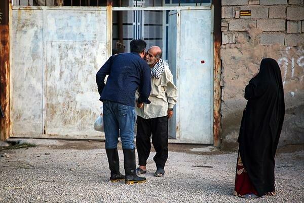 کمکرسانی نجباء به سیلزدگان اهواز+ تصاویر - 12