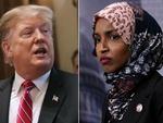 امریکی کانگرس کی مسلمان رکن کو دھمکی دینے والا امریکی شہری گرفتار
