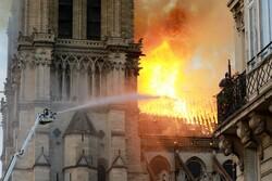 Notre Dame Katedrali felaketinde yeni gelişme