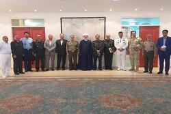 Iran, Oman resolved to develop defense coop.: envoy