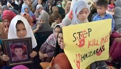 Hazara genocide in Pakistan must stop