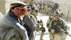 U.S. war crimes in Afghanistan
