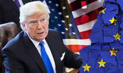 Trump seeks to destroy the EU